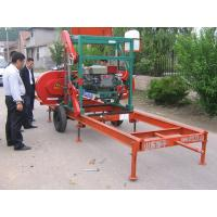 portable sawmill mj1000 images