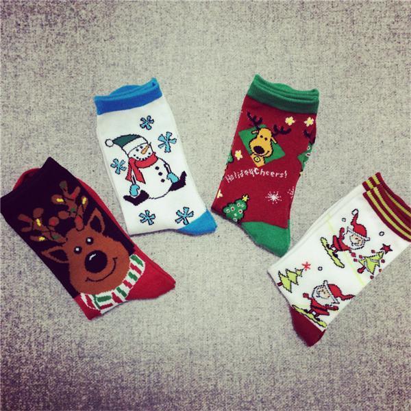Amazing christmas socks for women