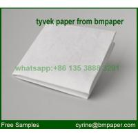 tyvek paper Tyvek banner plotter paper roll get protective lining for artwork, textiles, and fragile valuables use for shipping or long-term storage resistant to mold, mildew, water and dust particles.