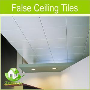 Pvc false ceiling tiles
