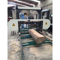full automatic sawmill wood portable band saw mill timber ba